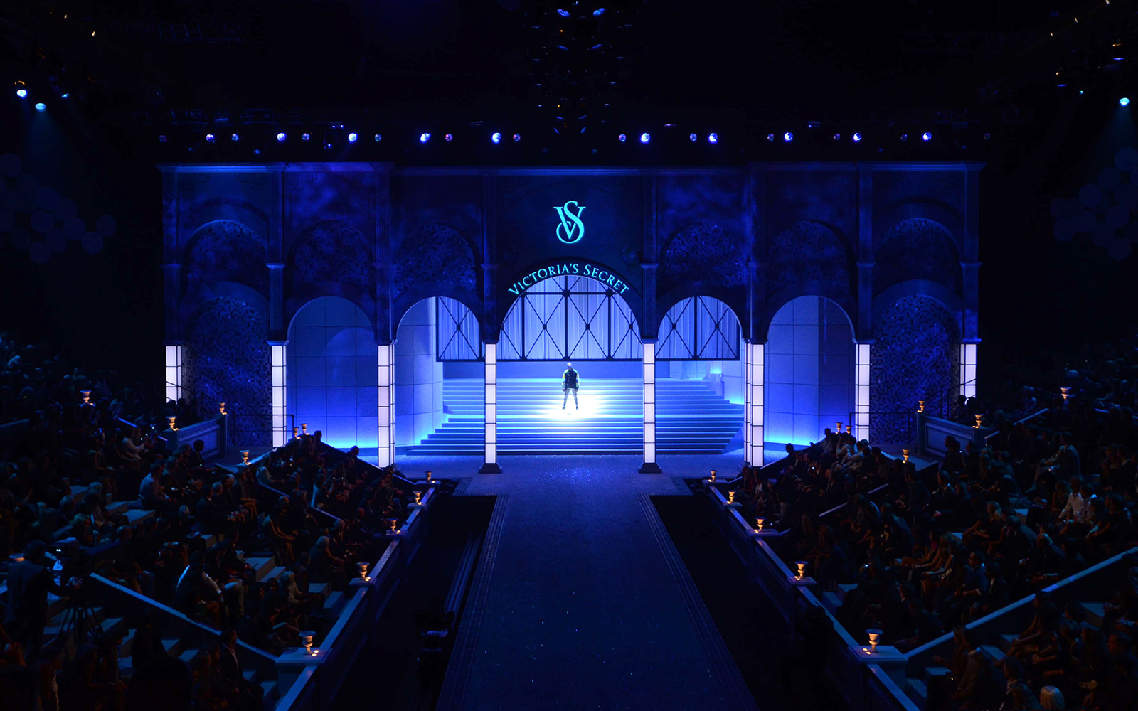 Victoria's Secret Fashion Show 2011 Scenographie