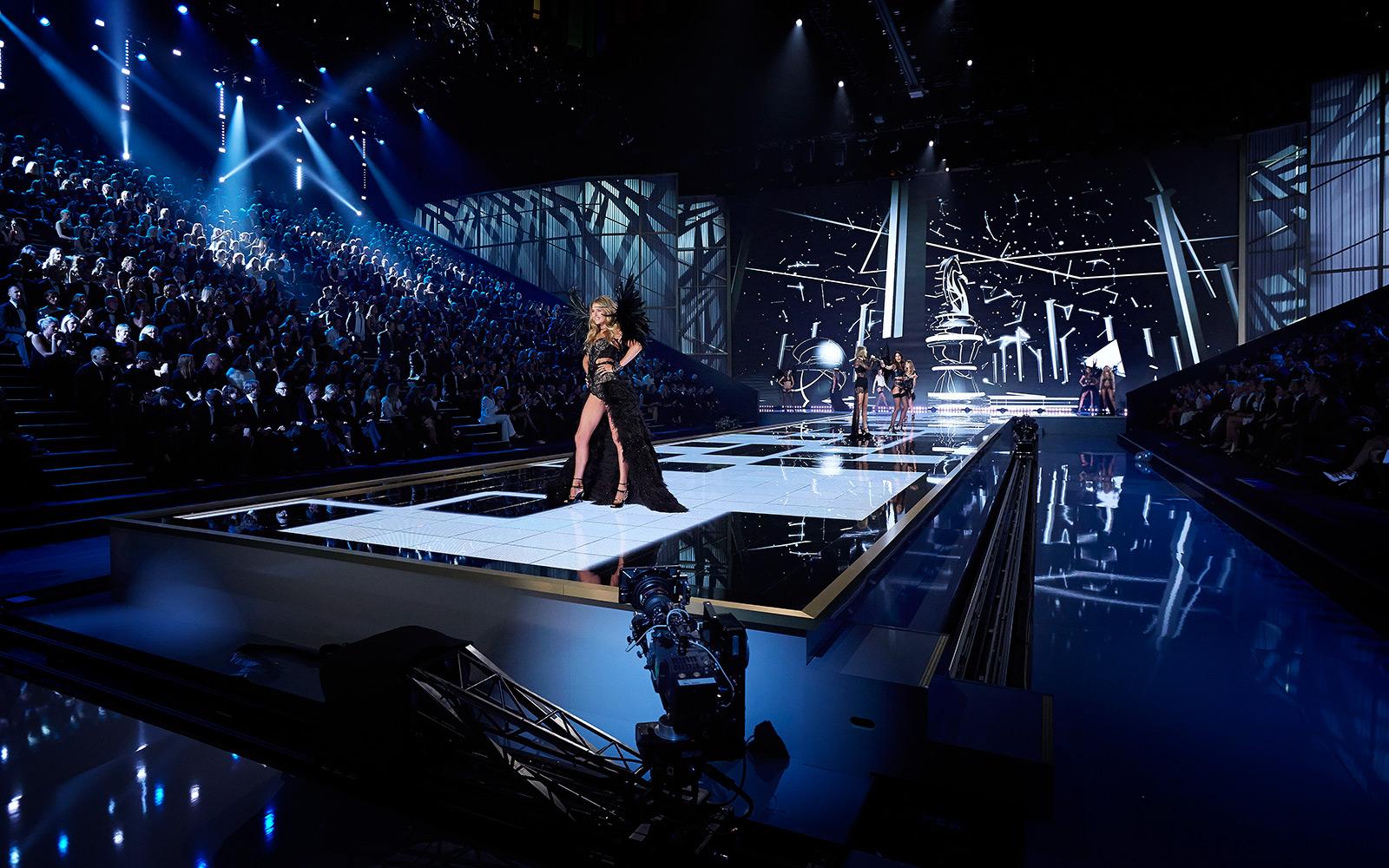 Victoria's Secret Fashion Show 2014 Scenographie