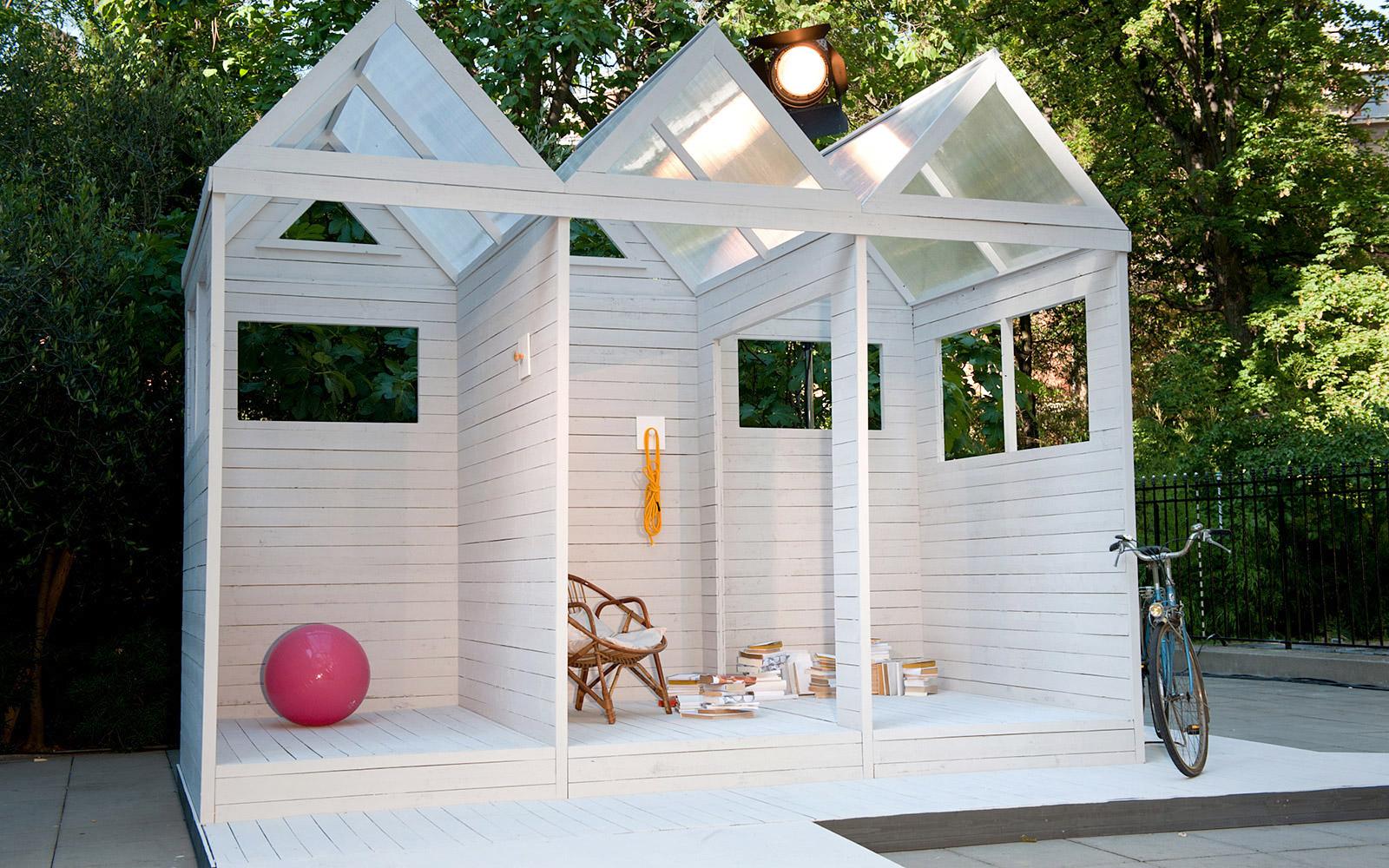 Mode & Sens Ensad 2011 Set design