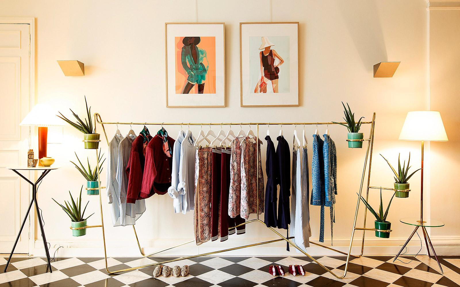 H&M Studio SS 2015 Set design