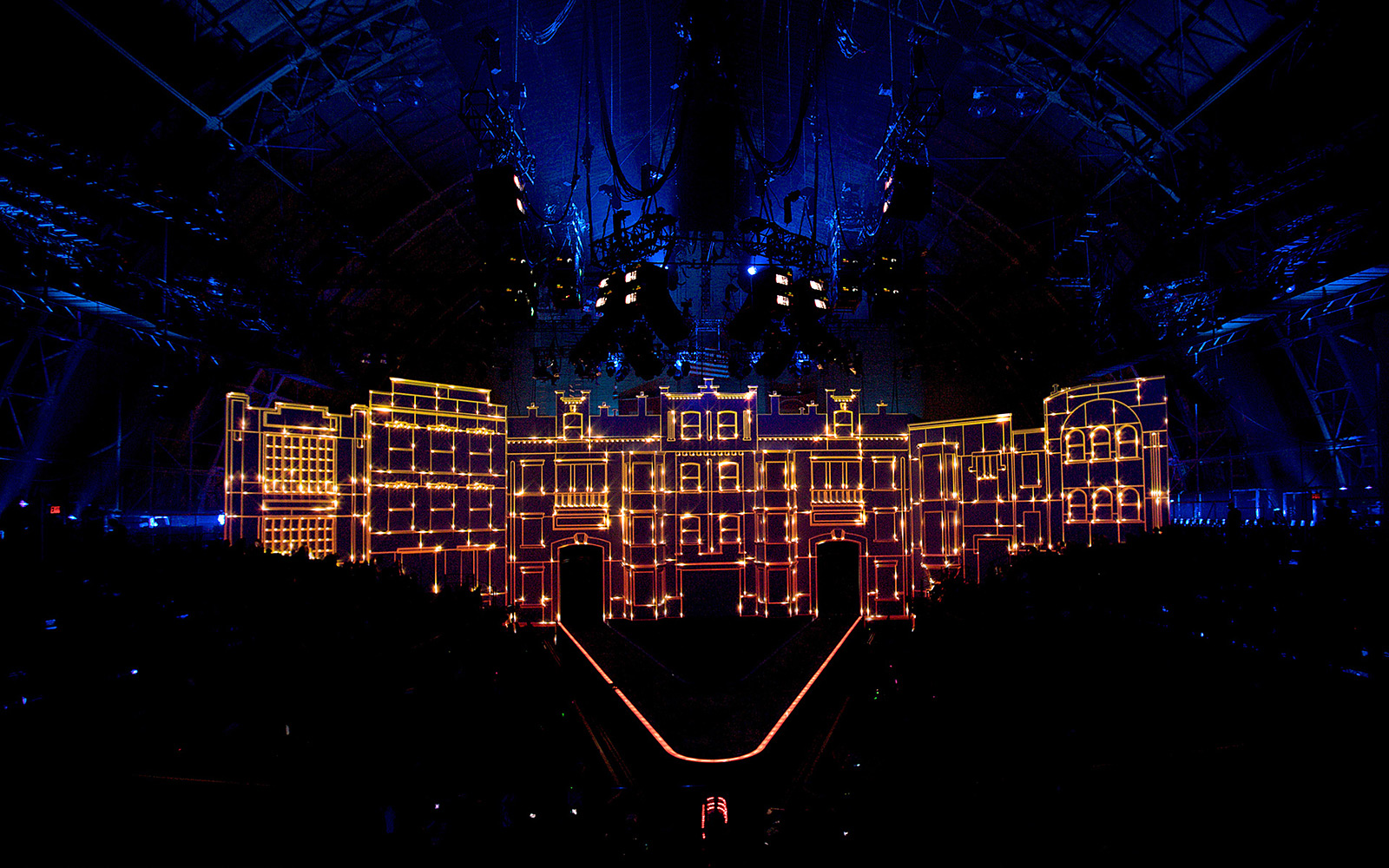 Victoria's Secret Fashion Show 2009 Production design