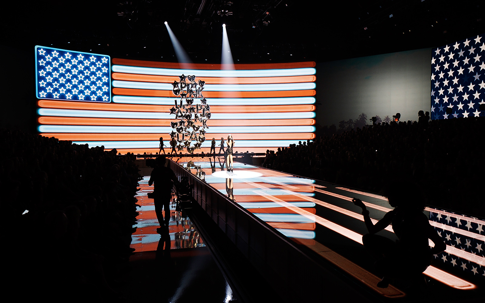 Victoria's Secret Fashion Show 2015 Production design