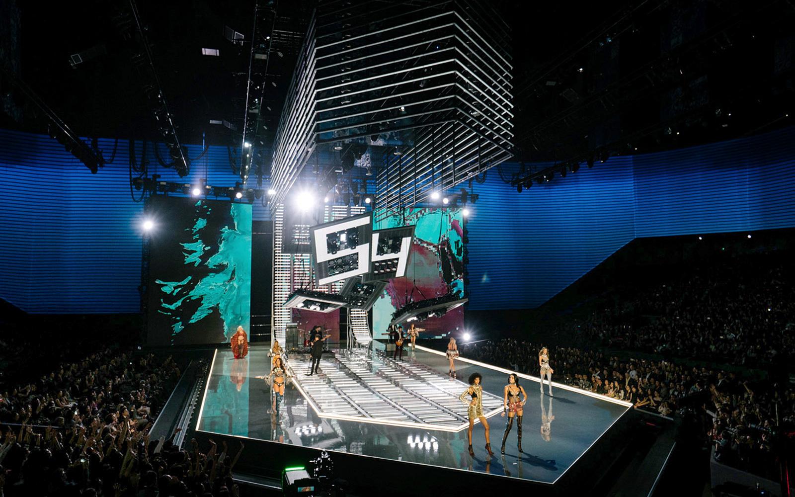Victoria's Secret Fashion Show 2017 Scenographie